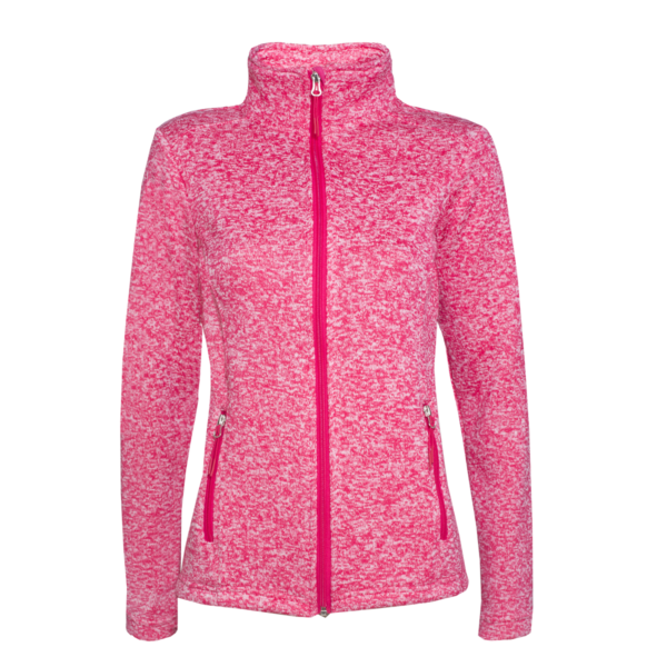 Ženska jakna, roza