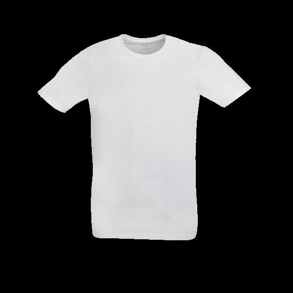 Moška sp. majica, bela