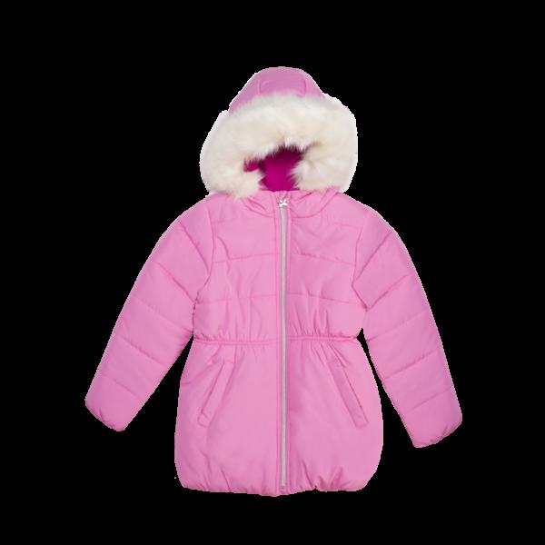 Dekliška bunda, roza