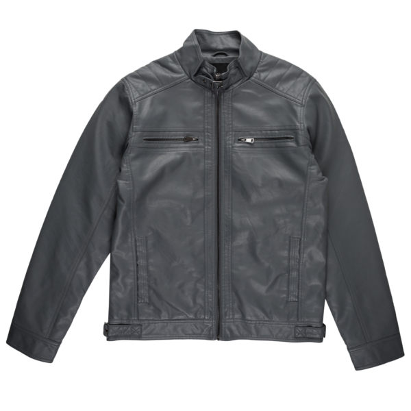 Moška jakna, siva