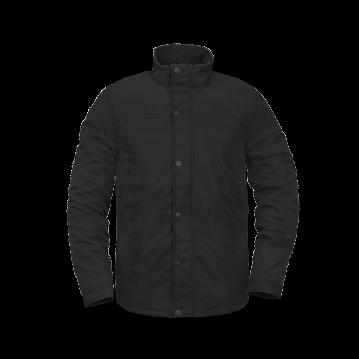 Moška bunda, črna