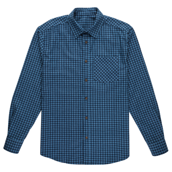 Moška srajca, modra