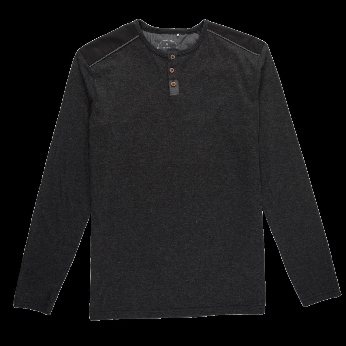 Moška majica, črna