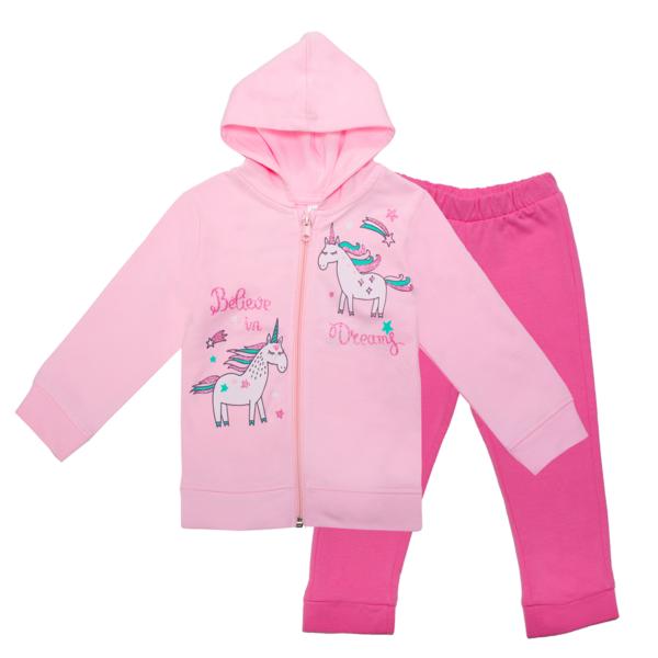 Baby trenirka, svetlo roza