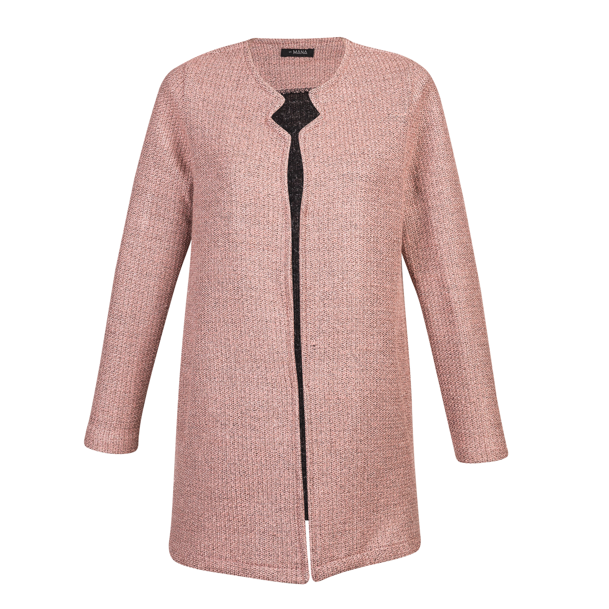 Ženska jakna, svetlo roza