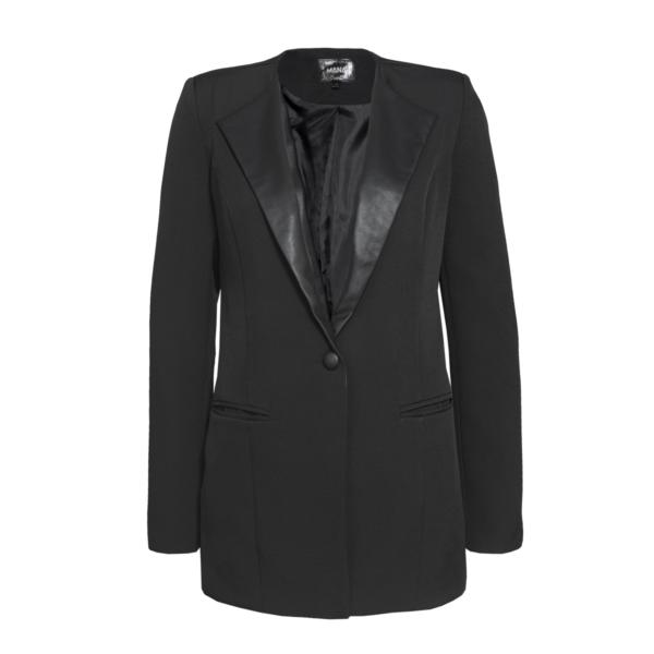 Ženski sako, črna