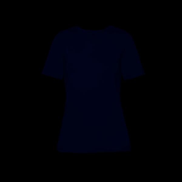 Ženska majica, temno modra