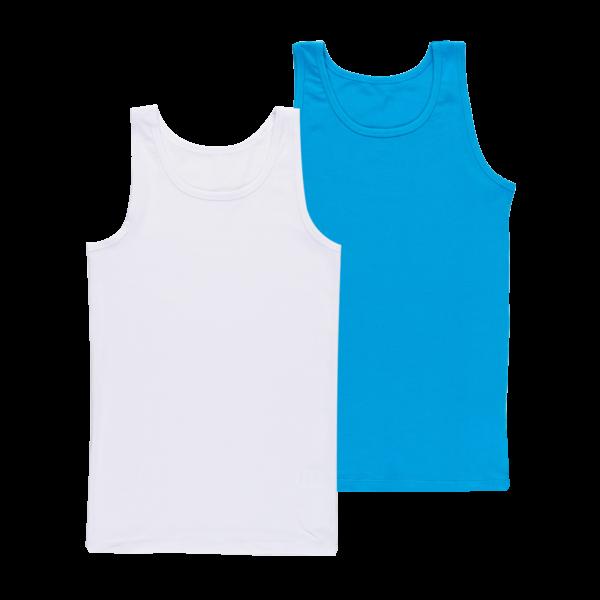 Fantovska sp. majica, bela