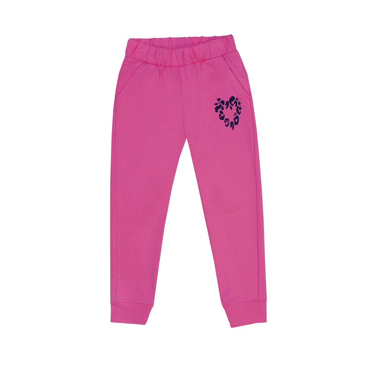 Dekliške hlače, roza