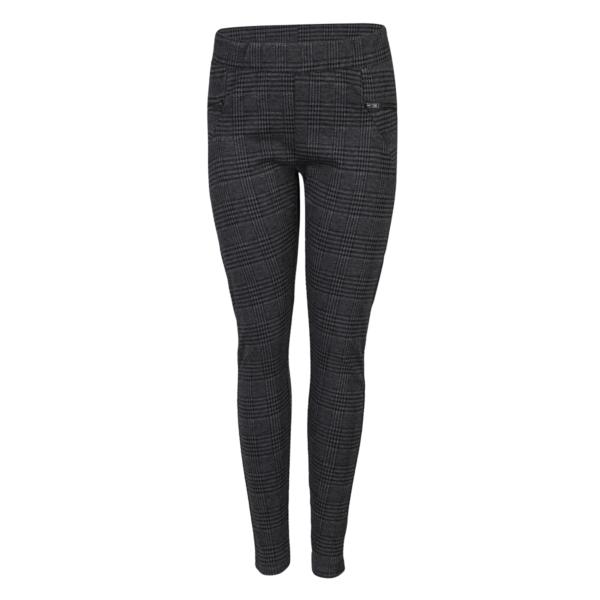 Ženske hlače, temno siva