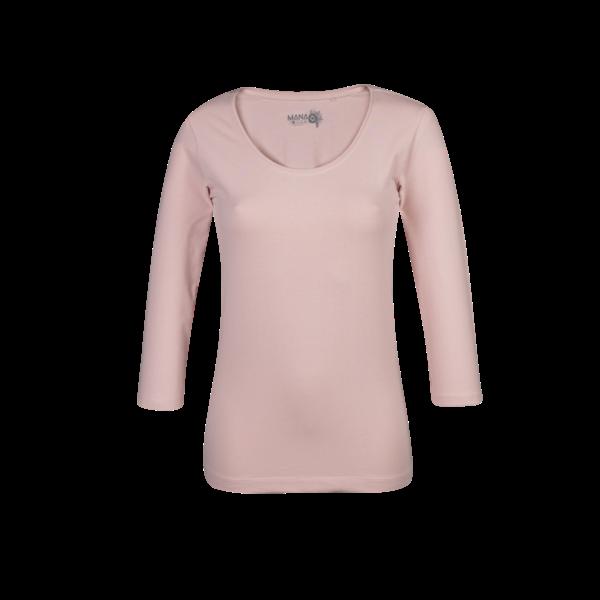 Ženska majica, svetlo roza