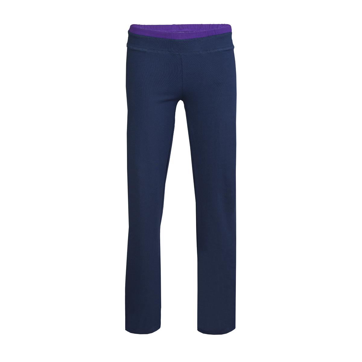 Ženske hlače, temno modra