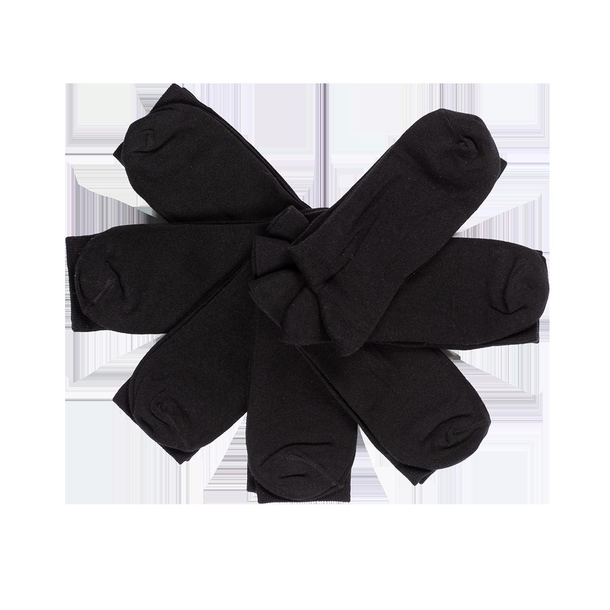 Moške nogavice, črna