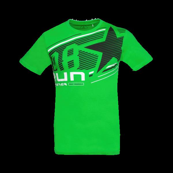 Moška majica, svetlo zelena