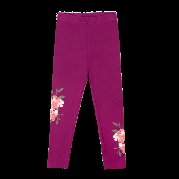 Dekliške legice, temno roza