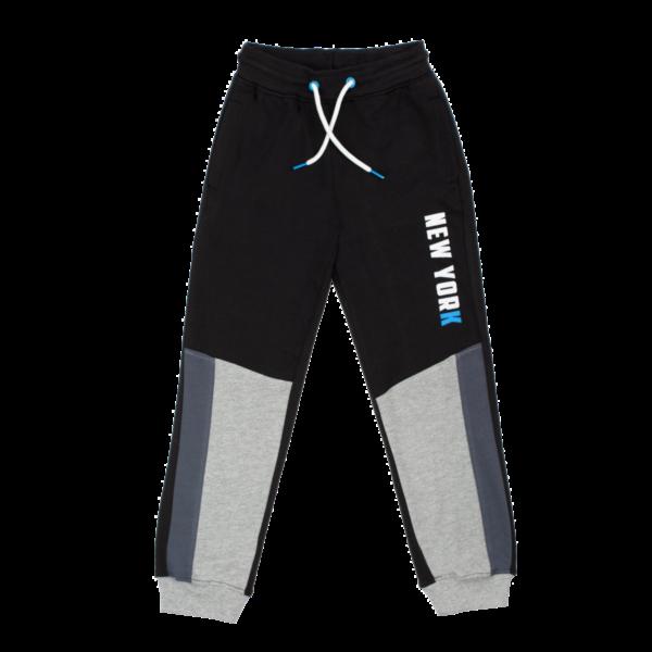 Fantovske hlače, črna