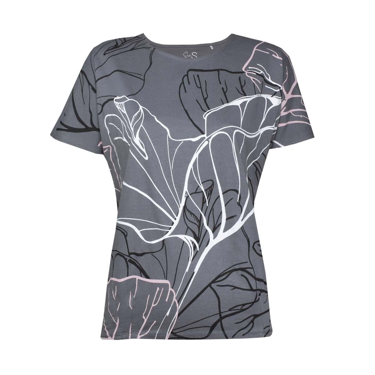Ženska majica, siva
