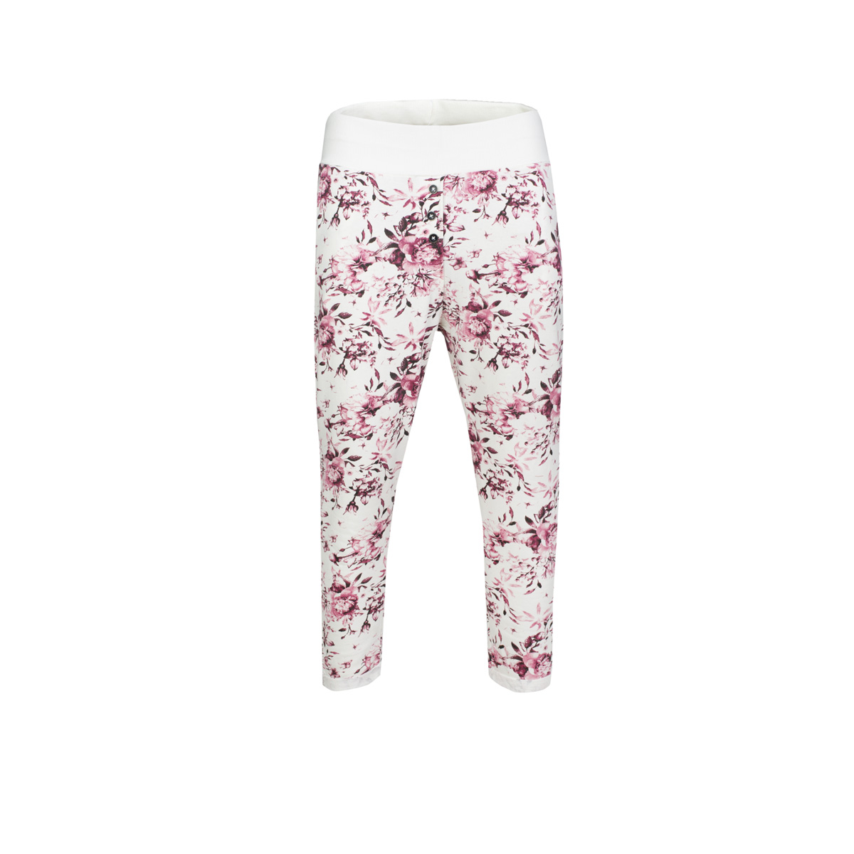 Ženske hlače, umazano bela