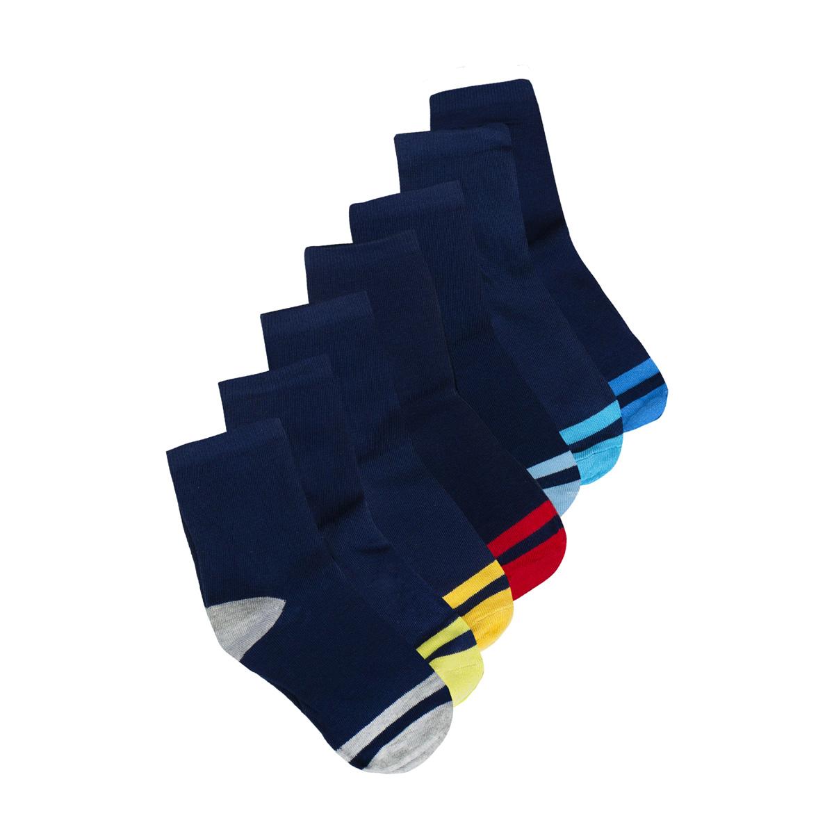 Fantovske nogavice, temno modra