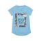 Dekliška majica, svetlo modra