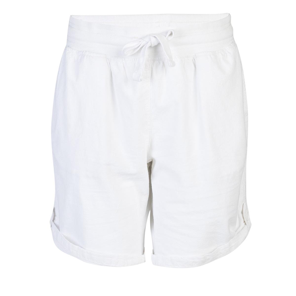 Ženske hlače, bela