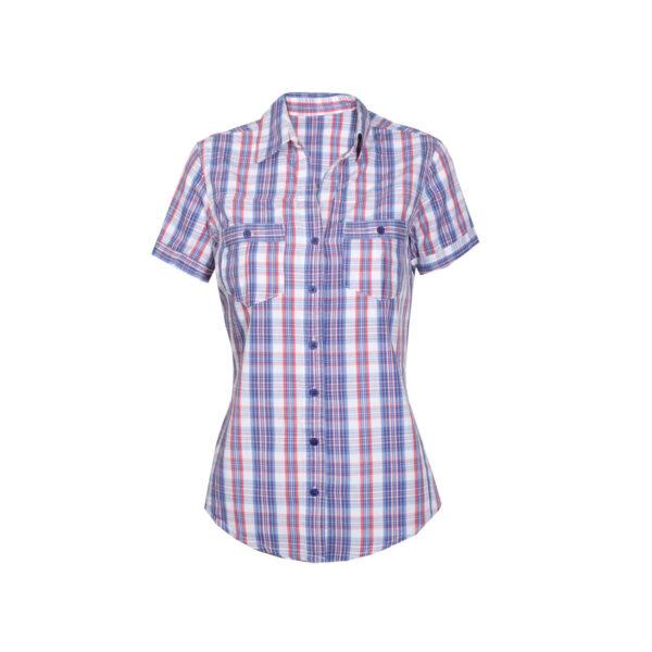 Ženska bluza, modra