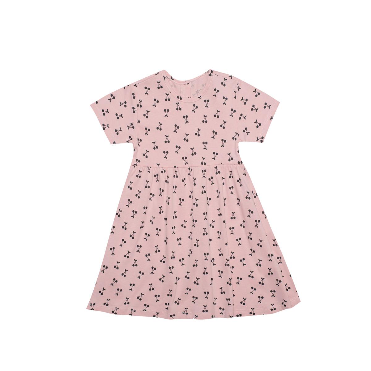 Baby obleka, svetlo roza