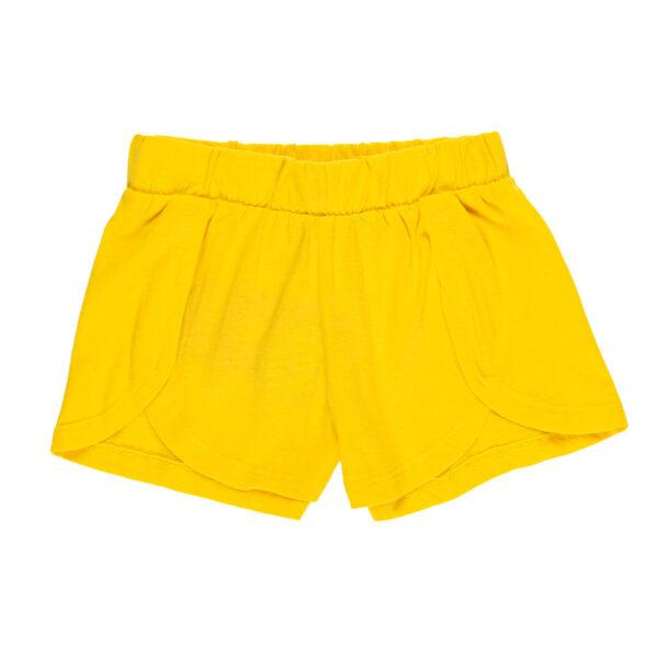 Dekliške hlače, rumena