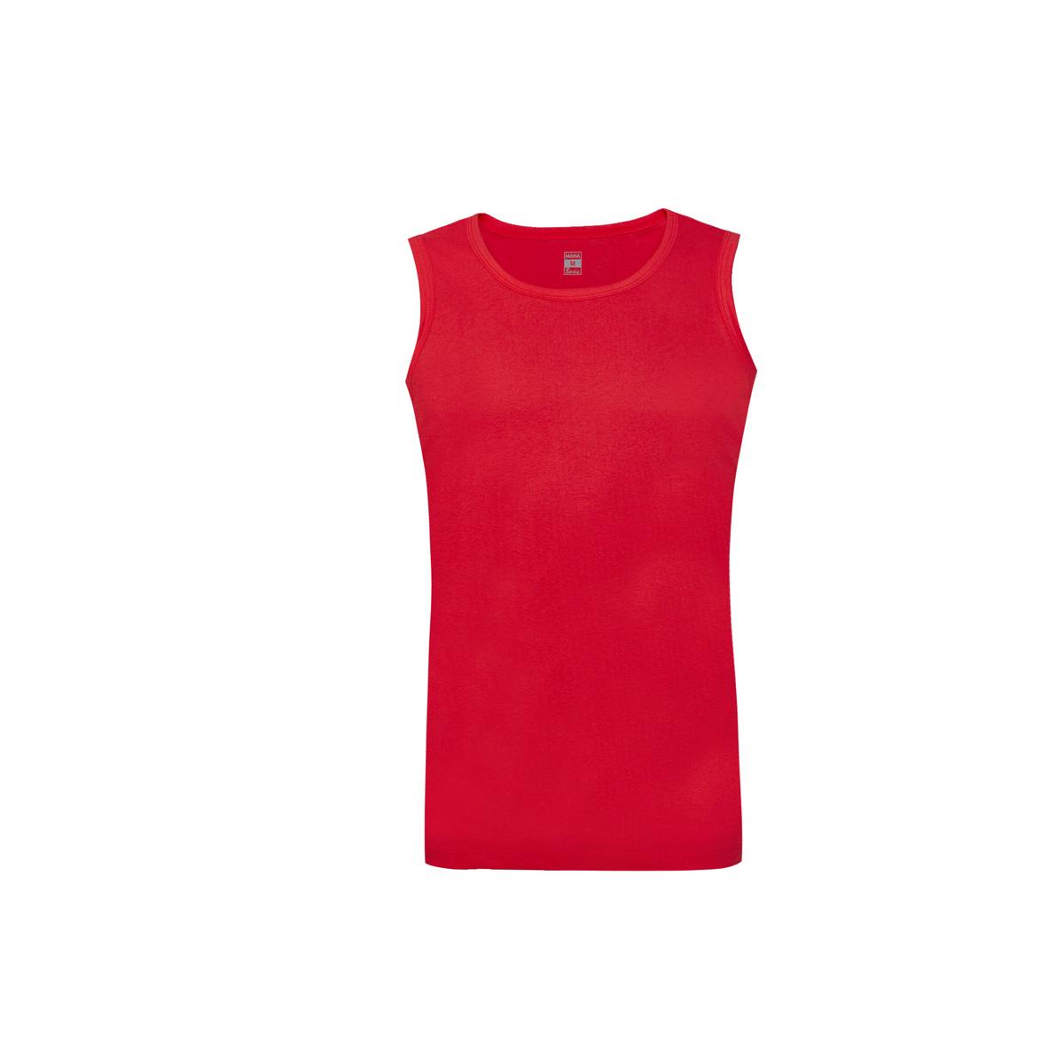 Moška majica, rdeča