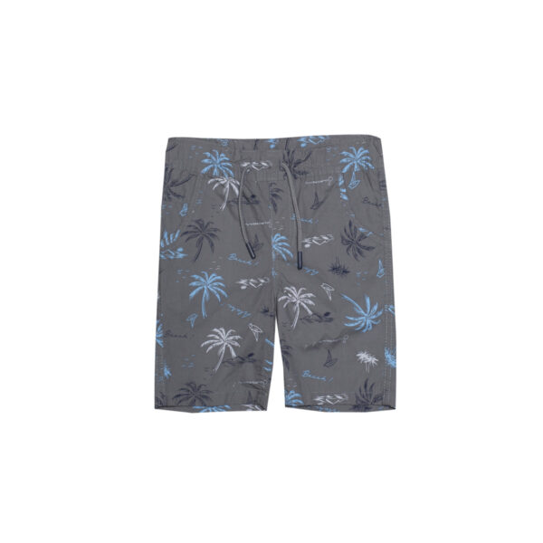 Fantovske hlače, siva