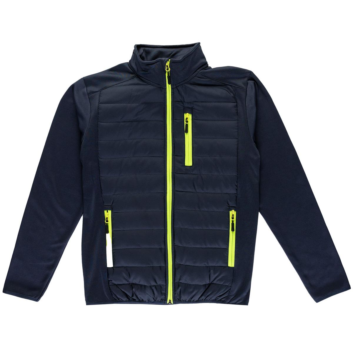 Moška jakna, temno modra