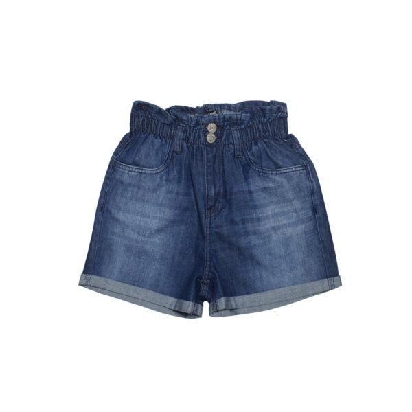 Dekliške hlače, modra