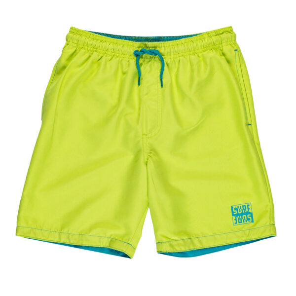 Fanotvske kopalne hlače, svetlo zelena