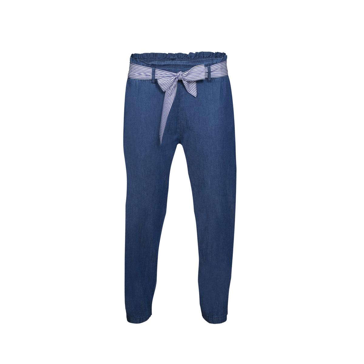 Ženske hlače, svetlo modra