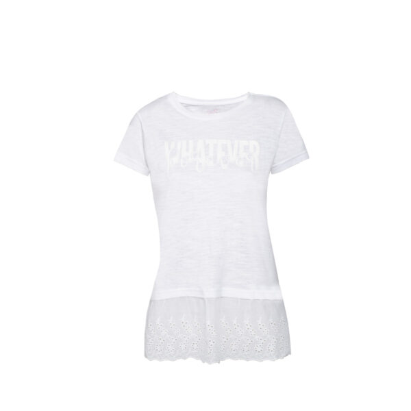Ženska majica, bela