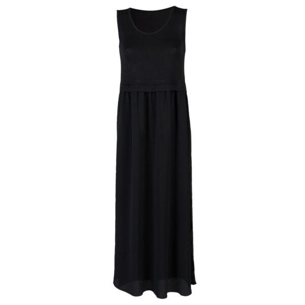 Ženska obleka, črna