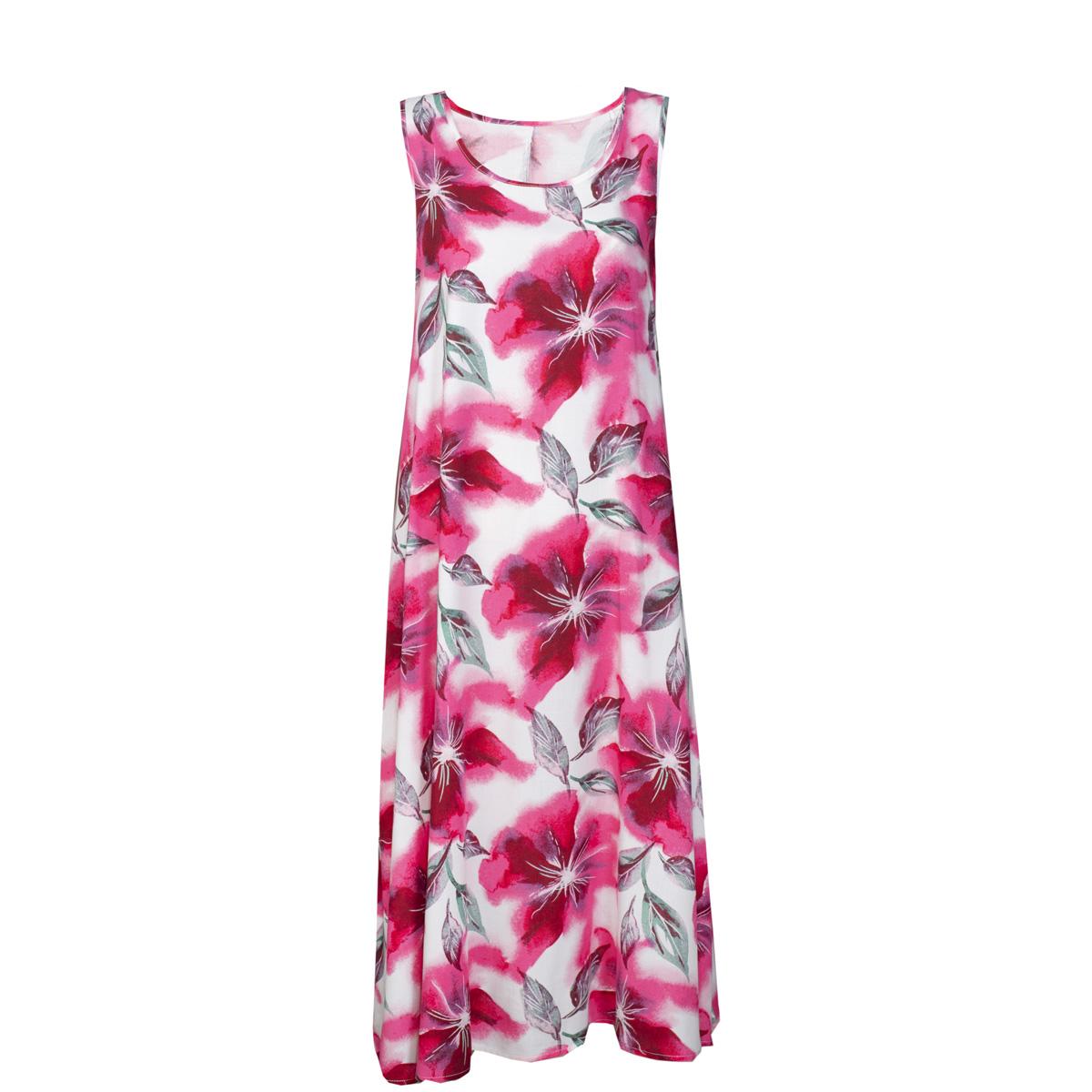 Ženska obleka, roza