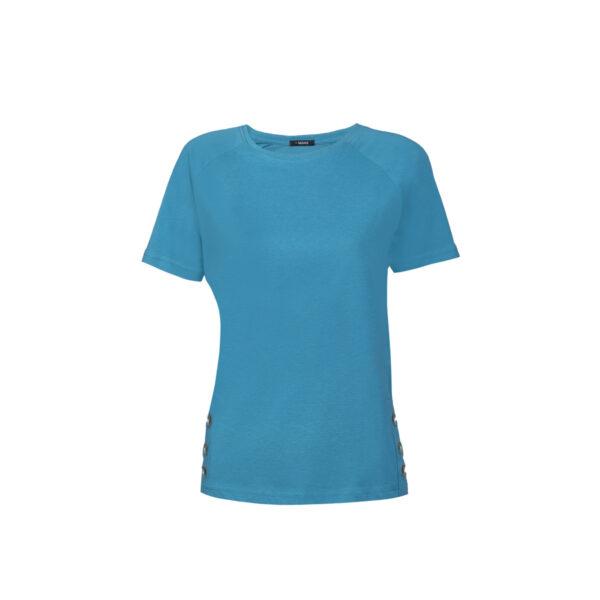 Ženska majica, turkiz