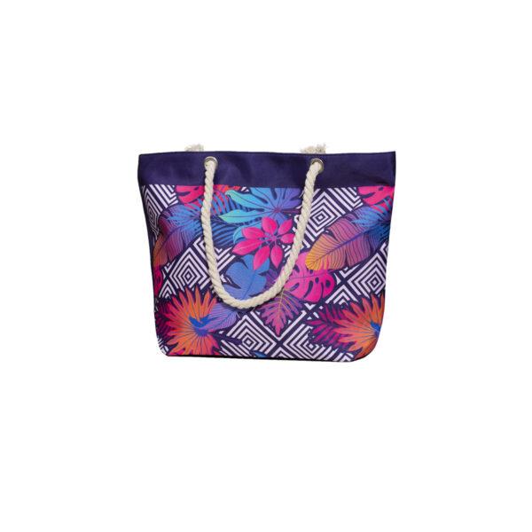 Ženska torbica, vijolična