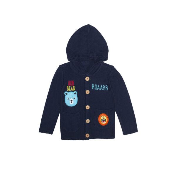 Baby jopica, temno modra