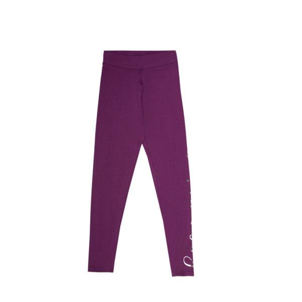 Dekliške hlače, temno roza