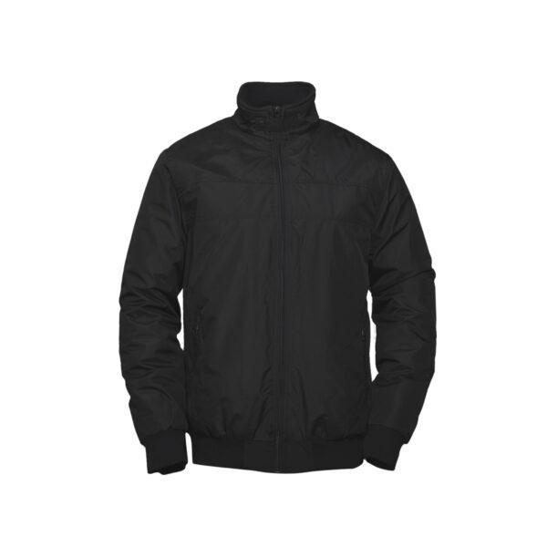 Moška jakna, črna