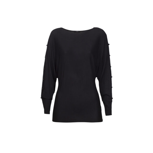 Ženski pulover, črna
