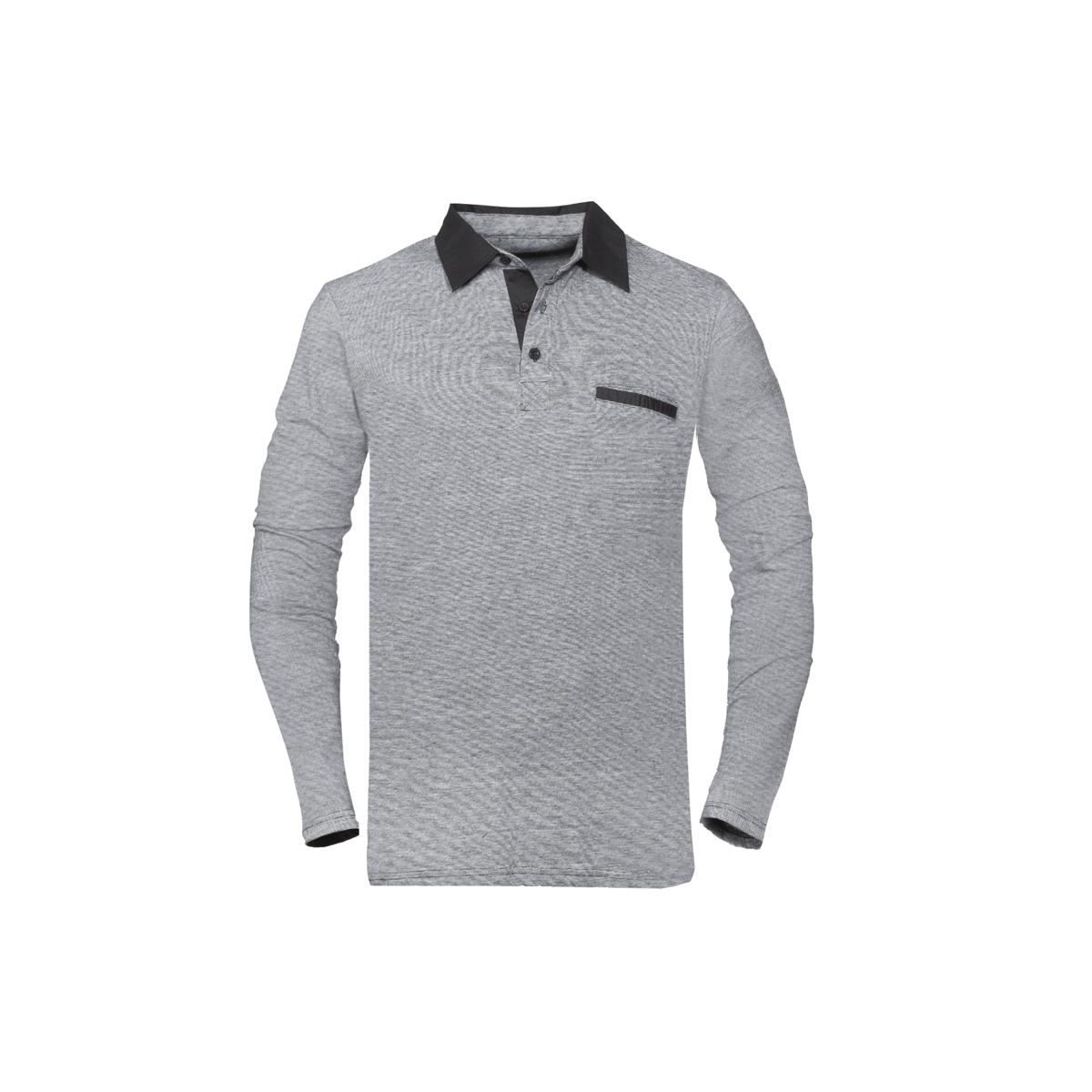 Moška majica, siva