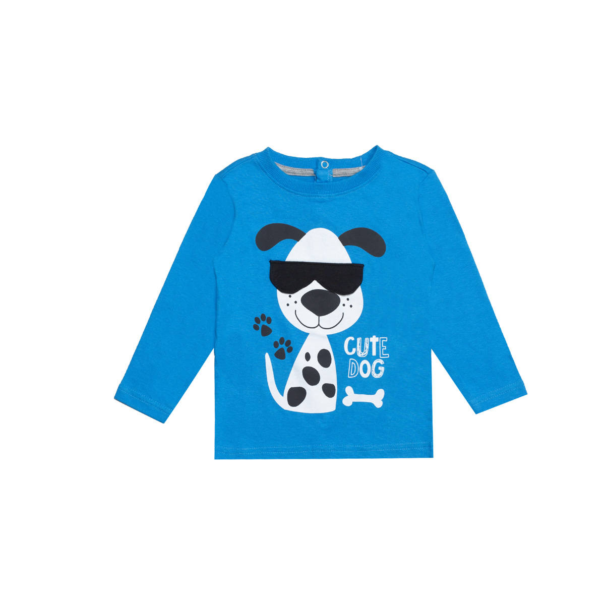 Baby majica, modra