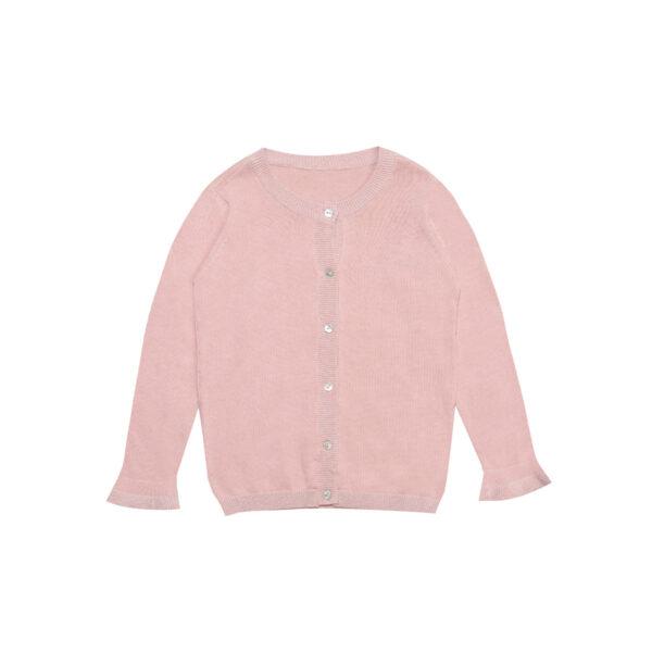 Dekliška jopica, svetlo roza