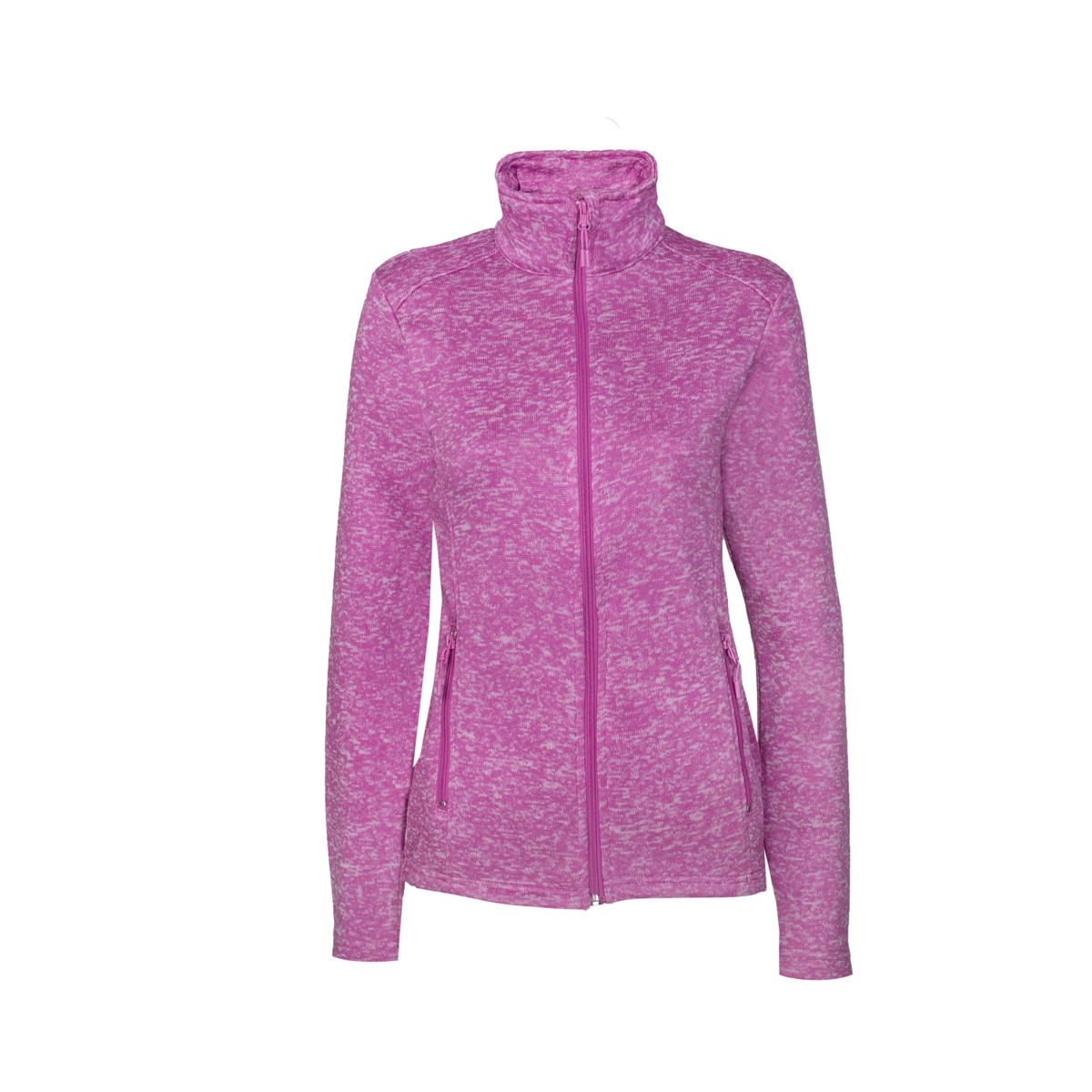 Ženska jakna, temno roza