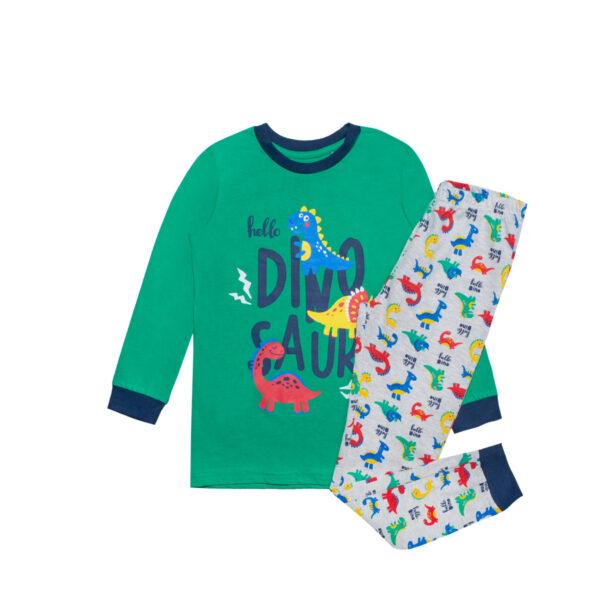 Fantovska pižama, zelena