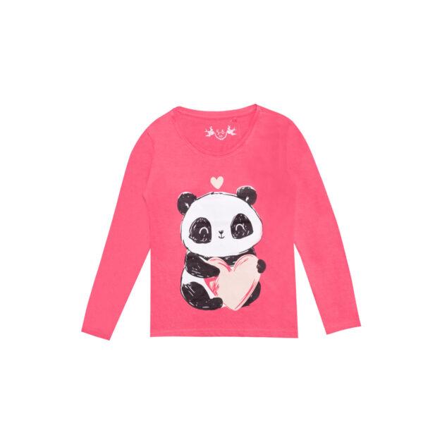 Dekliška majica, roza
