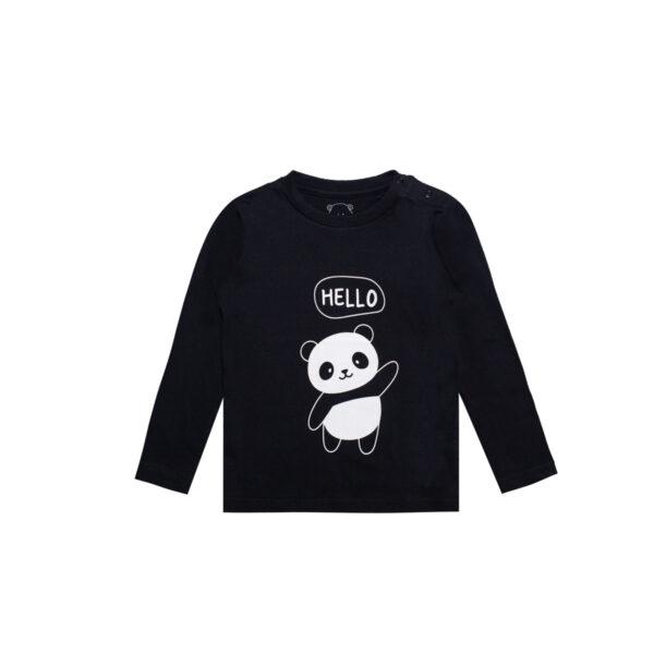 Baby majica, črna